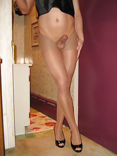 Shemale Pantyhose